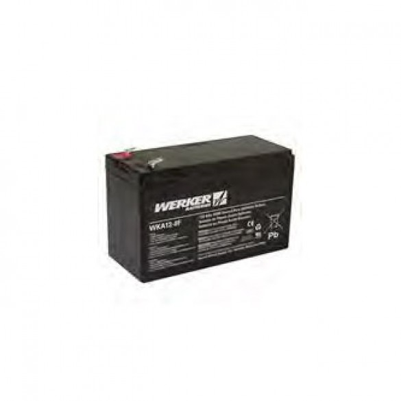 Battery, 12V for 24VDC Products - FAAC 3540