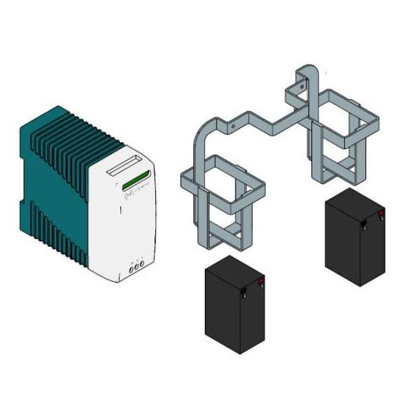 Battery Backup Kit For B680H - FAAC 3545.1