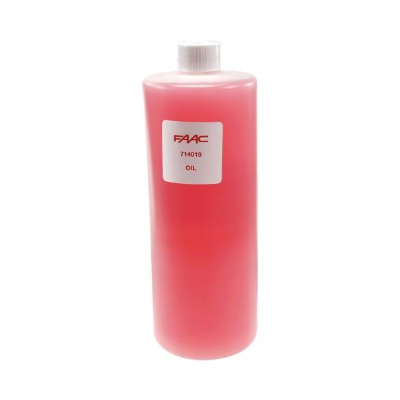 FAAC HP Oil 1 Quart - FAAC 714019