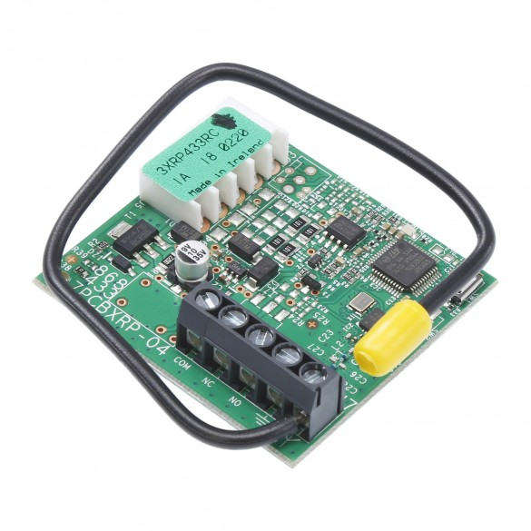 RP1 433 RC Plug-In Receiver (1 Channel) - FAAC 787856