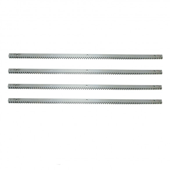 Galvanized Rack with Fittings - FAAC 490122.1
