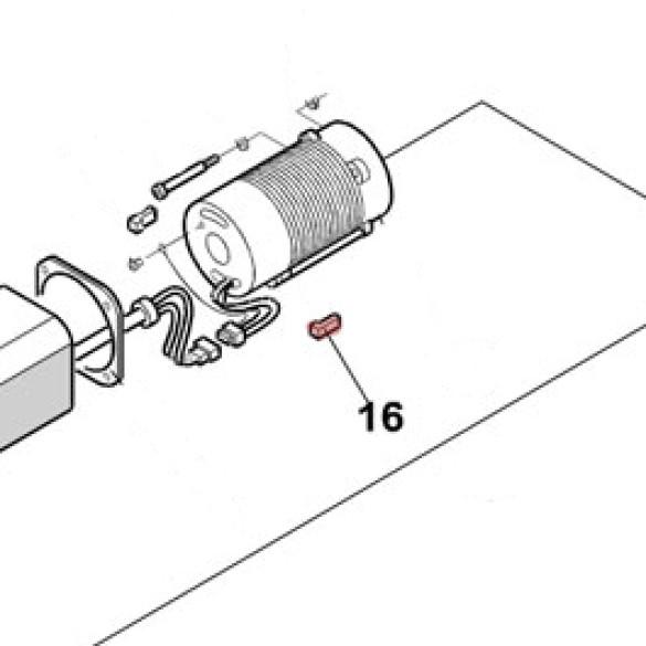 Vibration Dampener - FAAC 7119485