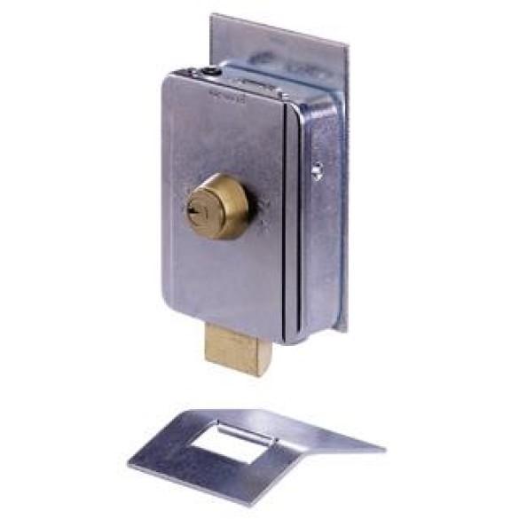 Single Cylinder Electric Lock - FAAC 712650/712651.5