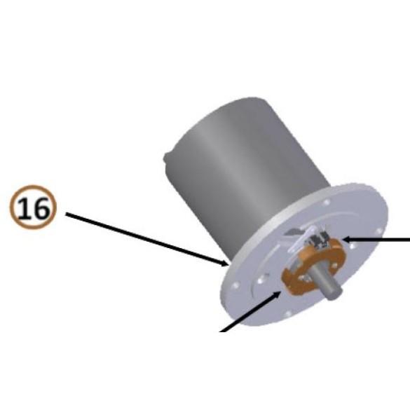 Motor Adapter Plate - FAAC AAA-0402