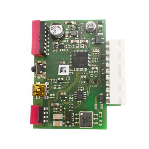 10 Pin Plug-In Loop Detector - FAAC 2681