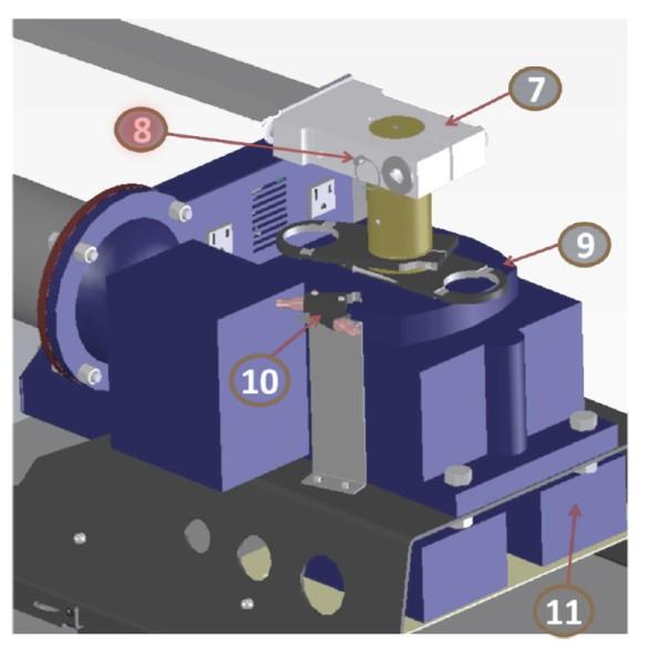 Clutch Alignment Pin - FAAC SW-0011