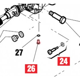 Vent Screw (4 x 8 mm) - FAAC 2274