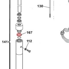 O-Ring (40.95 x 2.62) - FAAC 7090360025
