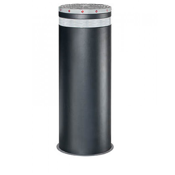 J355 F M50 Fixed Security Bollard in Stainless Steel - FAAC 116391