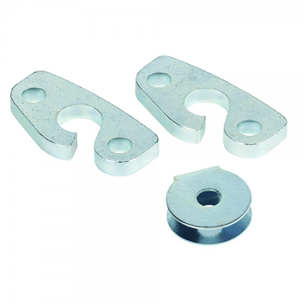 Double Springs Fittings Pack For Balancing Spring For B614 Barrier Operator System