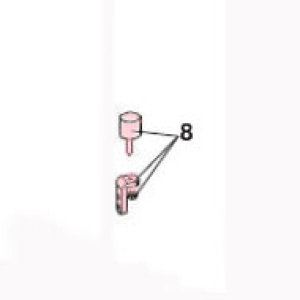 End Stop Buffer for J275HA - FAAC 63002225