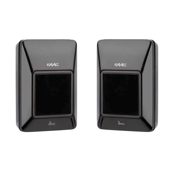 XP30 Wide-Range Photocells (Pair) - FAAC 785105 Photo Eye Through Beam