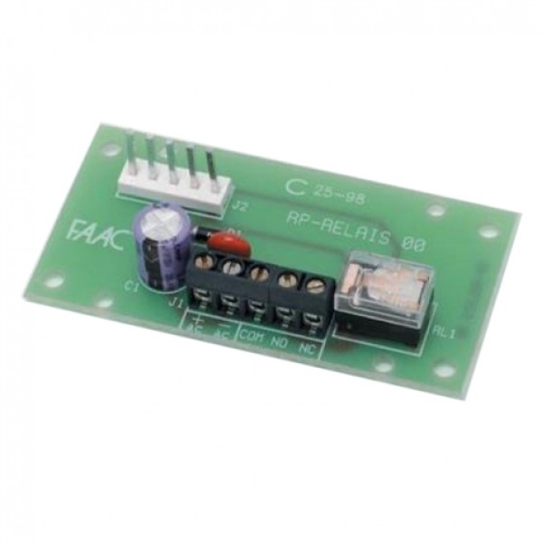 RP Interface Board (for non-FAAC products) - FAAC 787725