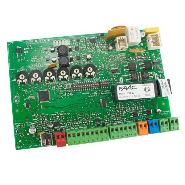 E024U Control Board - FAAC 202025