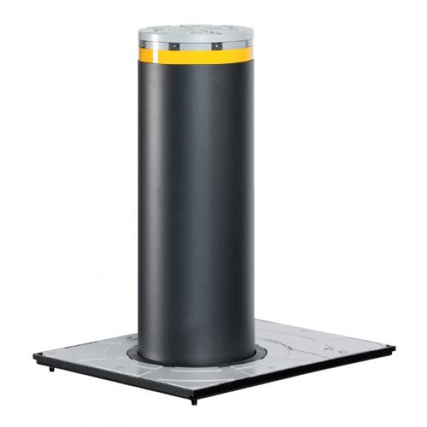 J200 F 600 Fixed Bollard for Traffic Control in Stainless Steel - FAAC 116507