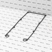 Gasket For 415 Operator - FAAC 63000568 (Grid Shown For Scale)