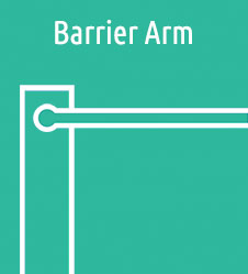 FAAC Barrier Arm Operator Parts