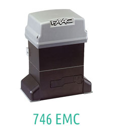 FAAC 746 EMC Slide Gate Operator Parts