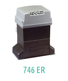 FAAC 746 ER Slide Gate Operator Parts